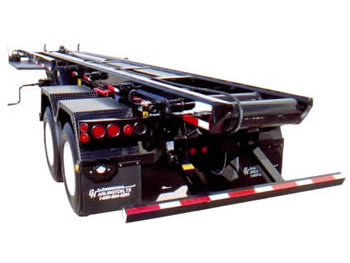1632 Roll Off Hoist Trailer
