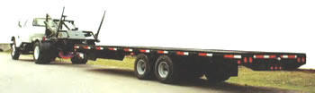 8530 Container Trailer 3 Bay